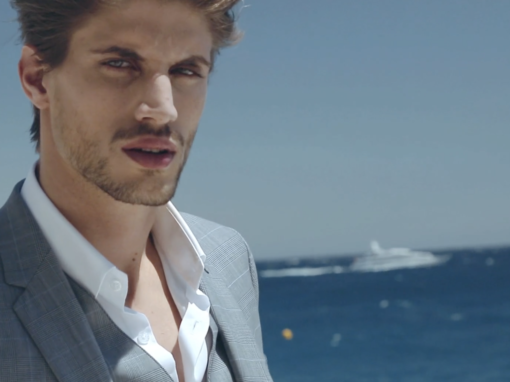 Shooting Azzaro : Making of