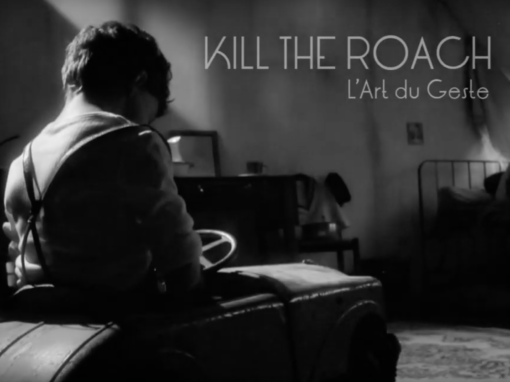 Court métrage « Kill the Roach »